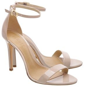 SCHUTZ Cadey Lee Patent Leather Sandal